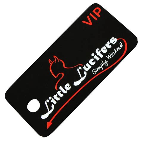 printable plastic key tags 1 custom membership tags custom printed member tags