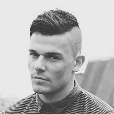 what is the shaved sides and longer on top hairstyle called shaved sides hairstyles for men men s hairstyles