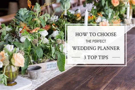 How to Hire Your Perfect Wedding Planner for Your Wedding