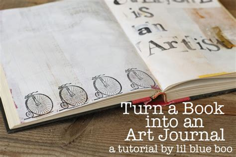 turn pictures into a book turn a book into an journal a tutorial
