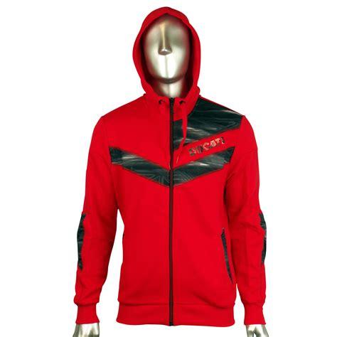 Basic Sweater Ducati mens ducati fleece hoody zip sweat jacket hoodie hooded sweater top ebay