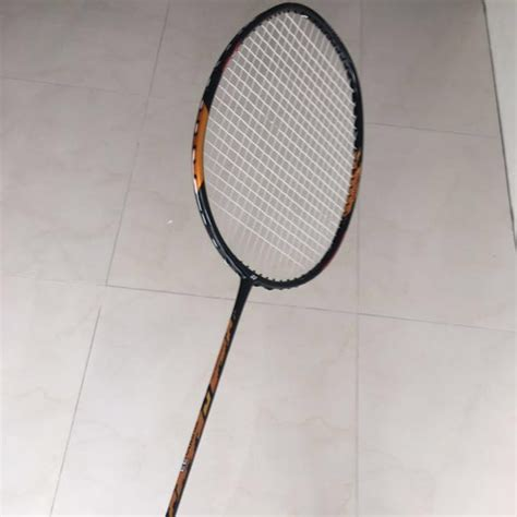 Raket Yonex Duora 77 Lcw Cover yonex duora 33 sports sports equipment on carousell