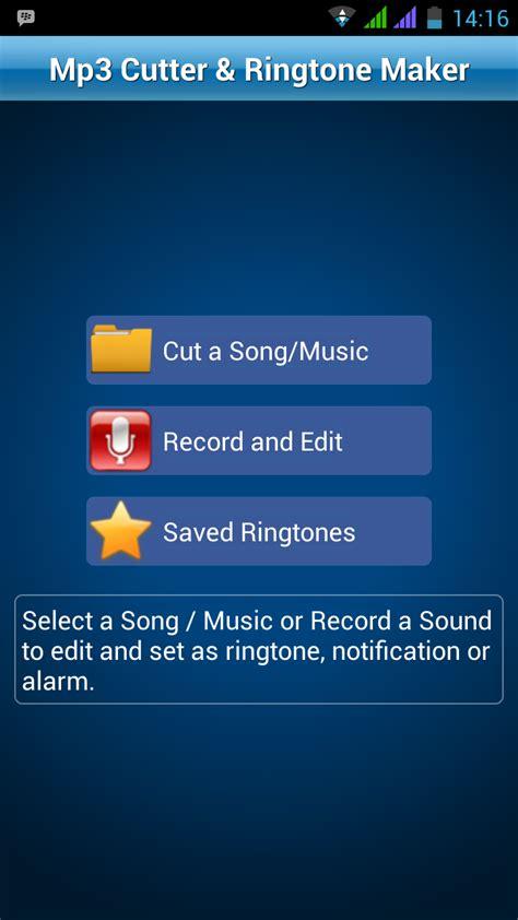 download mp3 cutter for hp cara potong mp3 untuk ringtone di android dunia android