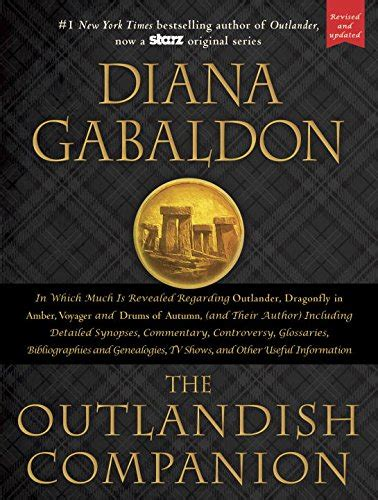 the unofficial outlander book of herbs books updated outlandish companion coming march 31 2015