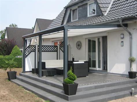 Pavillon 5x4 by Alu Terrassen 252 Berdachung Vordach Glasdach