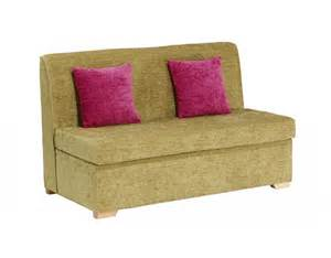 Small Two Seater Settees Madrid Sofa Bed