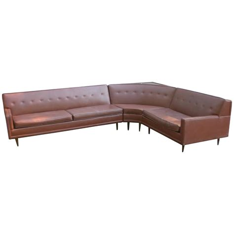 Mid Century Sectional For Sale mid century sectional sofa for sale at 1stdibs