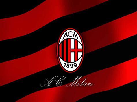 Kaos A C Milan Football Logo 4 Singlet Tanpa Lengan Tpl Acm15 Pria ac milan wallpaper wallpapersafari