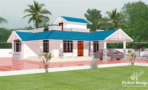 kerala style single floor home design kerala home design