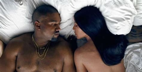 kanye west in bed what does kanye west s quot famous quot video actually mean