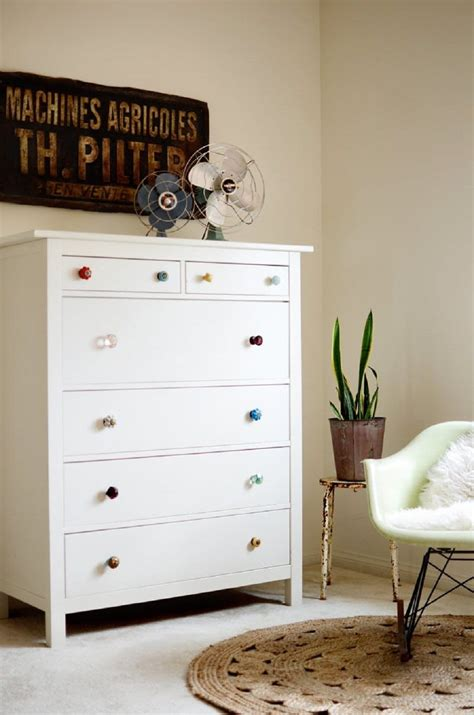 ikea hemnes drawer handles ikea hemnes 6 drawer dresser hack knobs furniture design