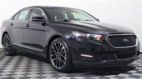 2017 ford taurus sho 3 5l ecoboost awd at eau ford
