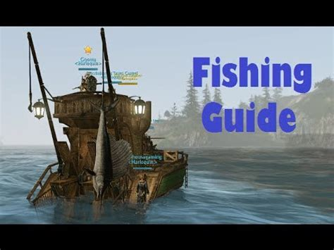 how to get fishing boat archeage archeage harpoon clipper tour overview doovi