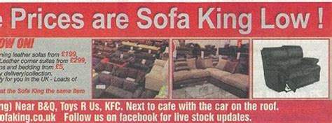 sofa king low sofa king in quot sofa king quot trouble with slogan interesting12
