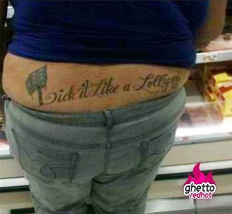 ghetto tattoos tattoos others