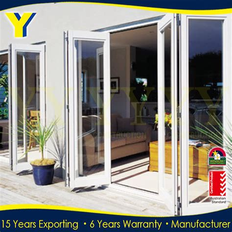 folding glass patio doors prices folding patio doors prices frosted glass accordion doors
