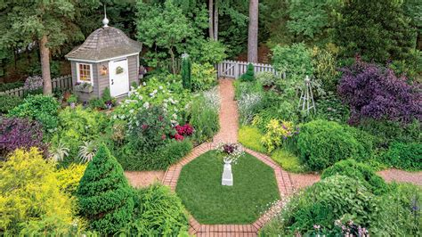cottage gardens virginia cottage garden southern living