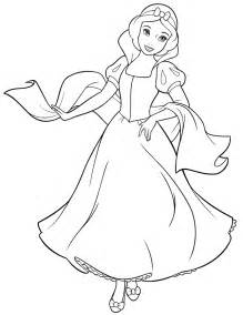 disney princess snow white coloring hm coloring pages shrinky dink disney