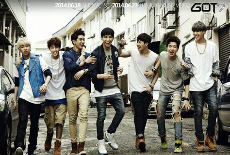 got7 group photo got7 profile kpop music