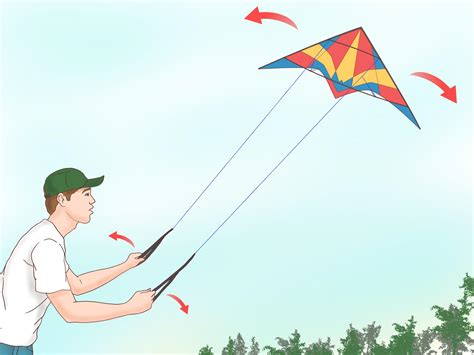 flying with a how to fly a stunt kite 9 steps with pictures wikihow