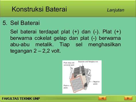 Baterai Kering 12volt 150ah power point baterai