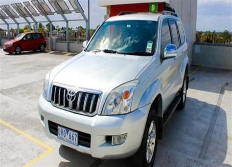 Used Cars Port Macquarie by Toyota Land Cruiser 123000 Port Macquarie Cars