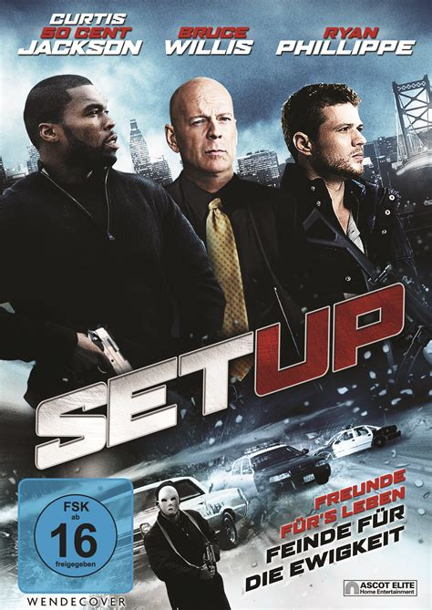 Film Set It Up | filmkritik set up dvd