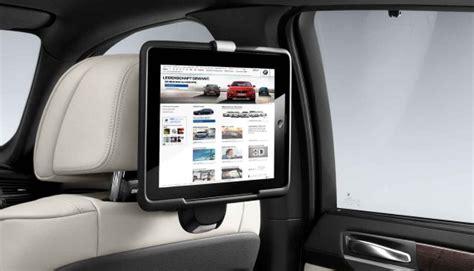 Apple X5 bmw genuine apple 2 holder headrest mount seat back stand 51952293656 ebay