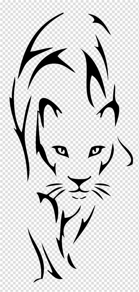 Lion Tattoo Felidae Drawing Tiger, lion transparent