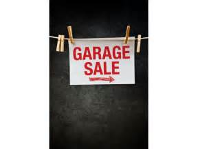 bargain shopper alert townwide garage sale coming up in