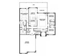 Eplans Traditional House Plan Traditional One Story Open