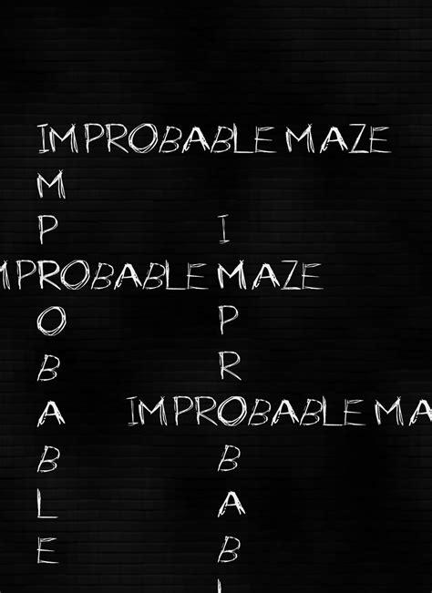 Improbable Maze Windows game - Indie DB