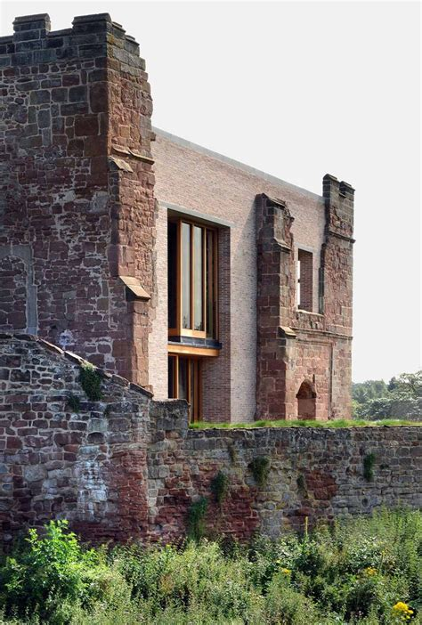 castle preserves historic architecture and