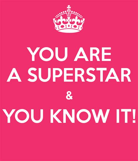 Are You A Keeper by You Are A Superstar You It Poster Lucia Keep
