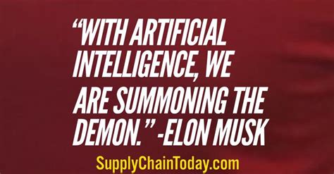 elon musk quotes ai best elon musk quotes artificial intelligence
