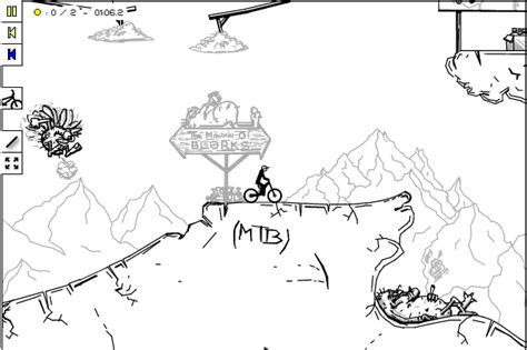 canvas rider the ultimate list of html5 based games part 1