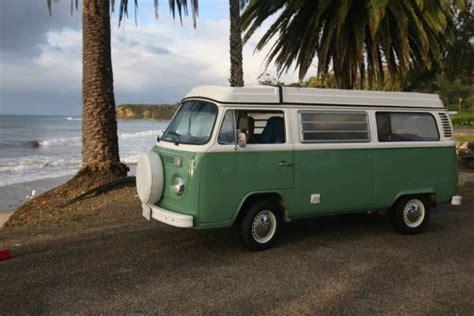vw bus camper westfalia  sale  newport beach ca