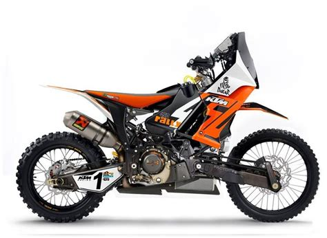 dual swing arm motorcycle dual swing arm ktm 450 dakar rally dirt motos