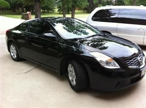 nissan 2008 2 door sell used 2008 nissan altima s coupe 2 door 2 5l price