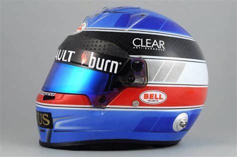Kaos Bell racing helmets garage bell hp7 n prost 2013 by kaos design