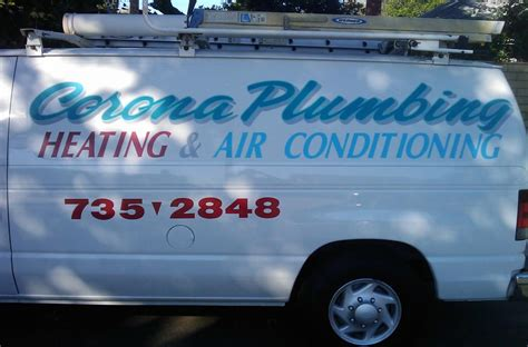 Plumbing Corona by Corona Plumbing Heating Air Conditioning Corona Ca
