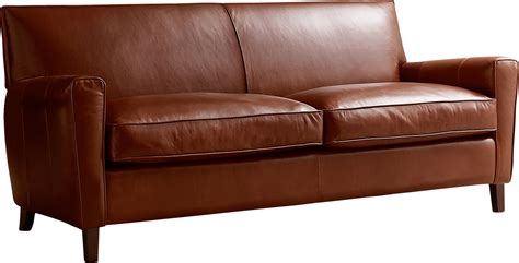 Foster Leather Sofa by Foster Leather Sofa Reviews Allmodern