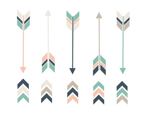arrow pattern svg popular items for arrow clipart on etsy patterns and