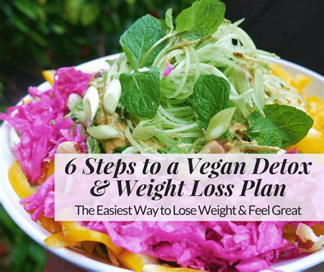 Vegan Detox Weight Loss by Cleansing For Weight Loss And Health Your Detoxification Plan