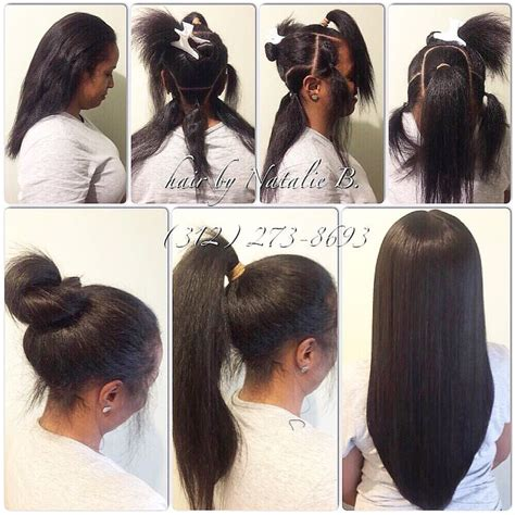 how much hair to leave out in a sew in the 25 best versatile sew in ideas on pinterest sew in