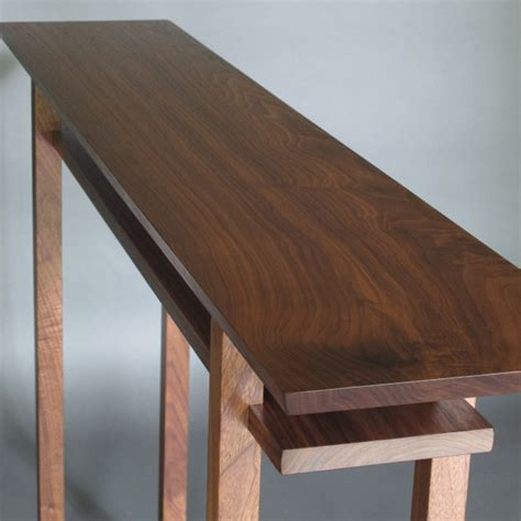 modern narrow console tables entry tables and