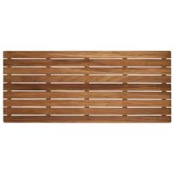 teak bathroom mat 32 x 14 teak bath mat 32 x 14 teak shower mat teakworks4u