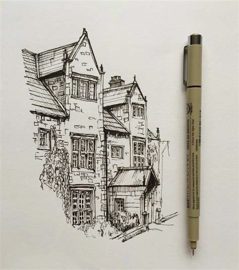Sketches With Pen by Lookingthestars Travel Light Ly Paint