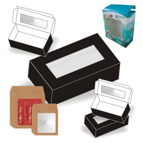 window box packaging window packaging boxes custom window boxes die cut