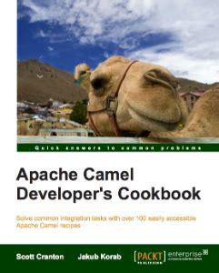 camel in books apache camel books